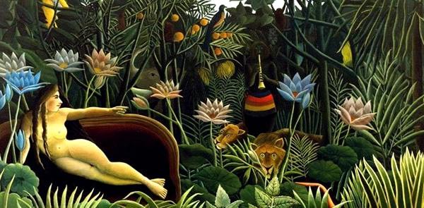 Le Douanier Rousseau : Exposition au Musée d'Orsay