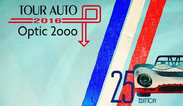 Tour Auto Optic 2000 : L'édition 2016 au Grand Palais