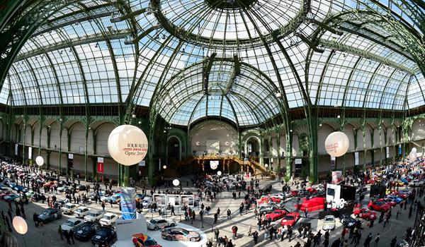 Tour Auto Optic 2000 2016 : L'exposition au Grand Palais