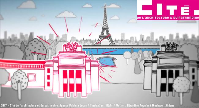 La Cité de l'architecture et du patrimoine à Paris : le plus grand centre dédié à l'architecture au monde.