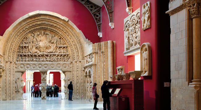 D couvrir paris la cit de l 39 architecture et du patrimoine for Architecture 21eme siecle