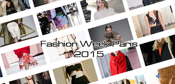 Fashion Week prêt-à-porter Printemps-Été 2016