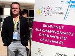 Championnats du Monde de Patinage Artistique, nous y sommes ! -