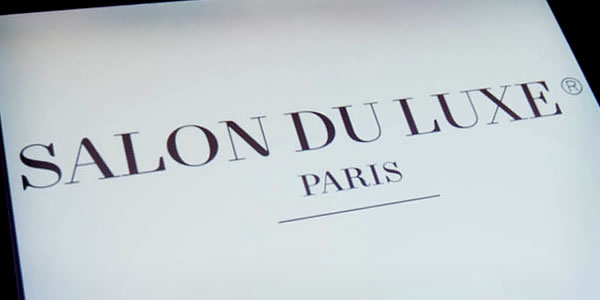 Salon du luxe 2016 paris for Salon du luxe