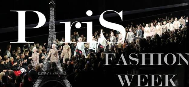 """La Fashion-Week """" prêt à porter"""" 2014"""