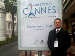 G20 de Cannes, nous y sommes -