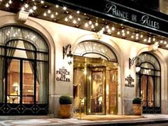 """Le grand hôtel """"Le Prince de Galle"""" rouvre ses portes -"""