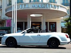 Location de voitures de luxe sans chauffeur à Cannes -