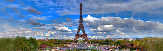 Private tours in Paris