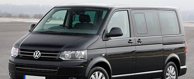 Flotte Véhicules Paris VTC VW Caravelle