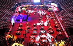 Organisation d'évènements -