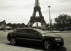 Saint Valentin � Paris avec chauffeur et limousine -