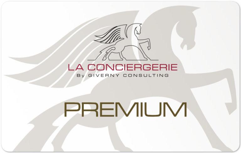 Abonnement Conciergerie Privée Premium