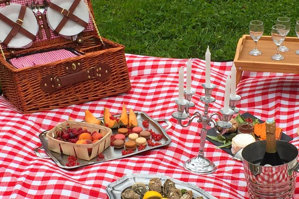 Déjeuner sur l'herbe - Versailles - Conciergerie