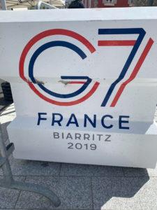 G7 à Biarritz 04
