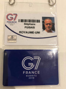 G7 à Biarritz 03