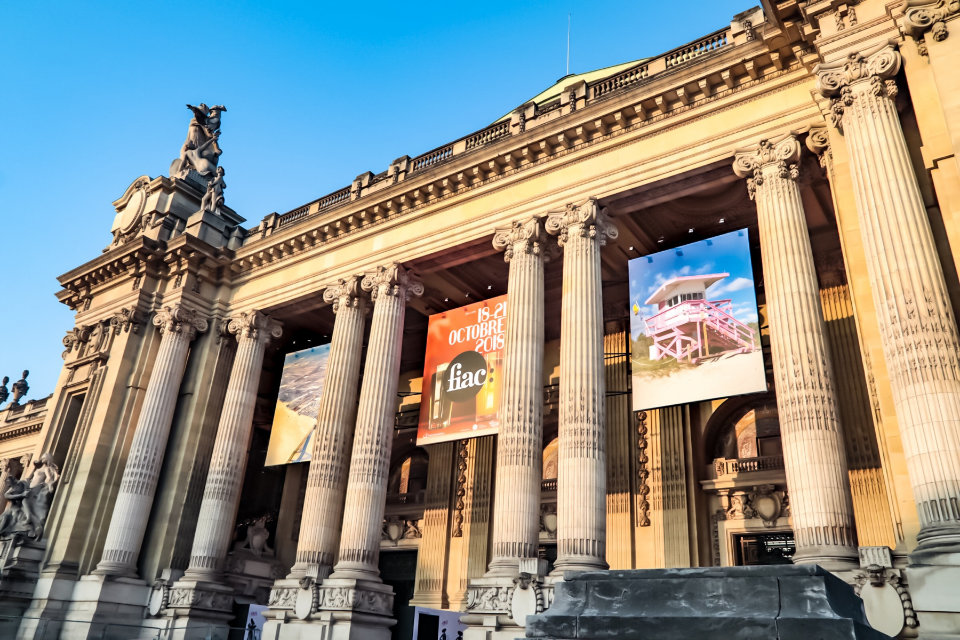 FIAC 2019 une semaine d'art contemporain à Paris